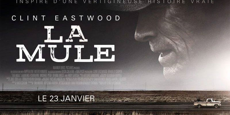 Clint Eastwood : La Mule à l'Espace Culturel l'Agora