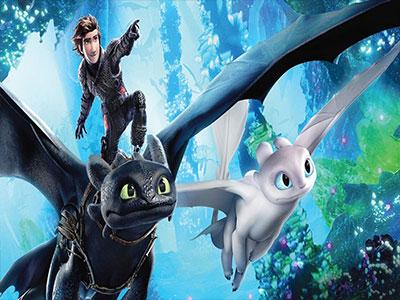Dragon 3 : le Monde caché