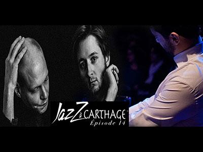 Duo fuss / Leichtfried (Autriche) et Amber Omar El Ouaer Sextet (Tunisie/France) au jazz Carthage
