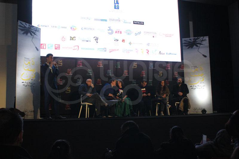 Retour en photos sur la conférence de presse de Gabes Cinema Fen