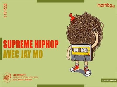 Famous Jay Mo au Jobi-Gammarth