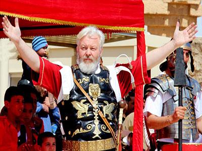 Thysdrus,journées romaines d'El Jem