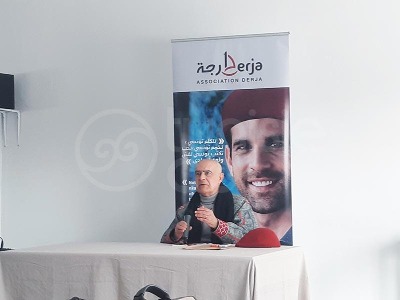 En photos: La rencontre Derja et Théâtre animé par Mohamed Driss