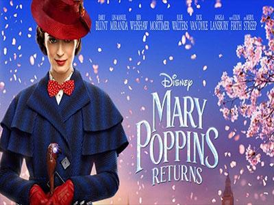 Le Retour de Mary Poppins au Pathé Tunis City
