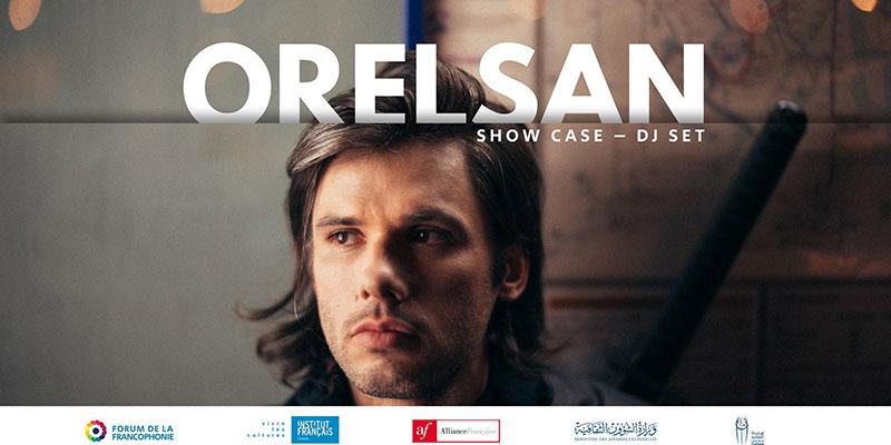 Orelsan - Show Case
