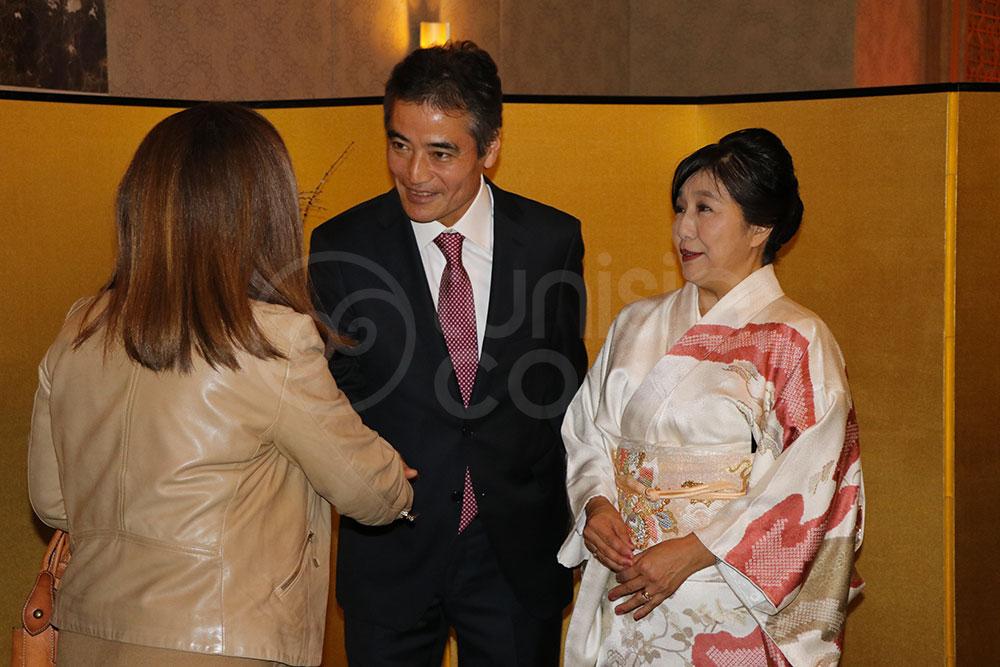 Le Japon célèbre l'Ère Reiwa avec les Tunisiens