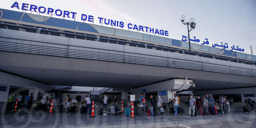 En photos: L'aéroport Tunis-Carthage réouvre ses portes