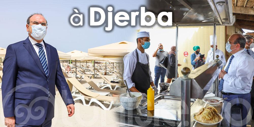 En photos : Le ministre du Tourisme en visite à Djerba