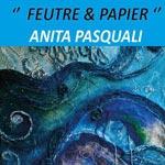 Vernissage de l'exposition 'Feutre et Papier' le 23 août à la Pinacothèque Gallery-Djerba
