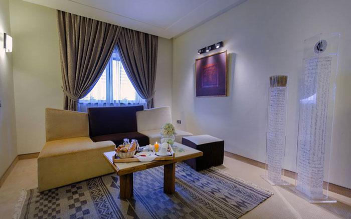 En photos : Le BUSINESS HOTEL Tunis