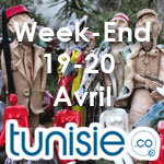 Bons plans sorties pour ce weekend des 19 et 20 avril by Tunisie.co