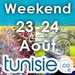 Bons plans sorties pour ce weekend des 23 et 24 août by Tunisie.co