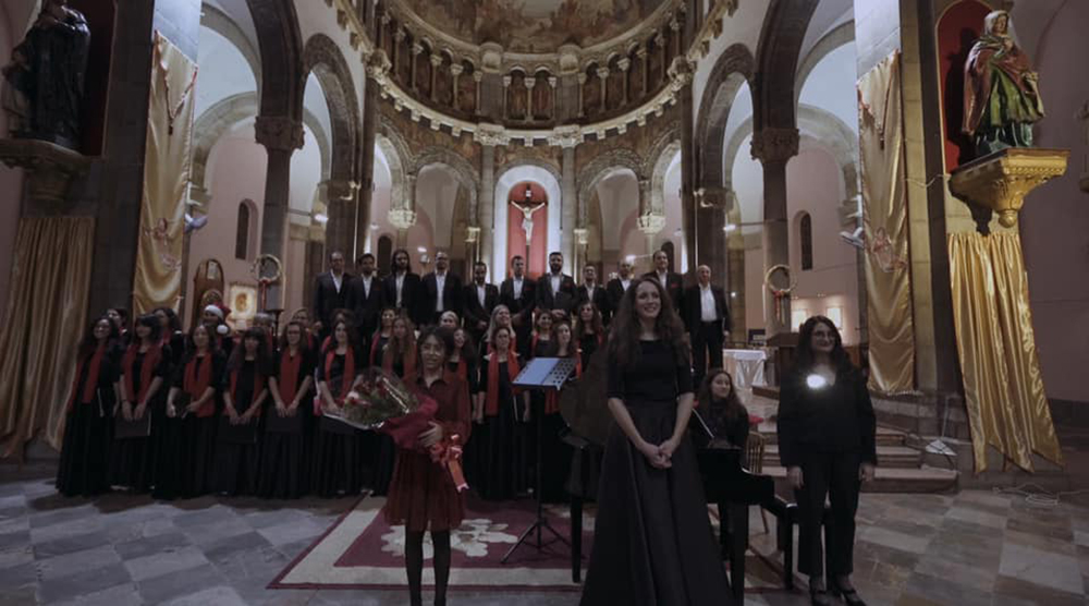 Retour en photos sur le concert de Noël 2019 à la Cathédrale de Tunis