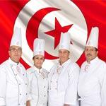 Une équipe de chefs cuisiniers tunisiens au concours culinaire international de Dubaï le 30 octobre