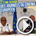 En vidéo : Programme de la 21ème session des Journées du Cinéma Européen en Tunisie