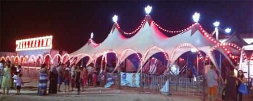 ��� Des billets pour le cirque des �toiles
