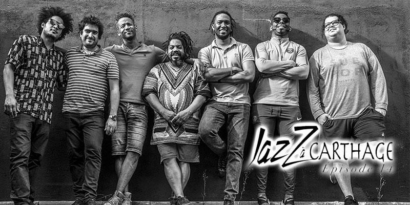 Kimberose et El Comité-Collectif Jazz All Stars de la Havane Jazz à Carthage