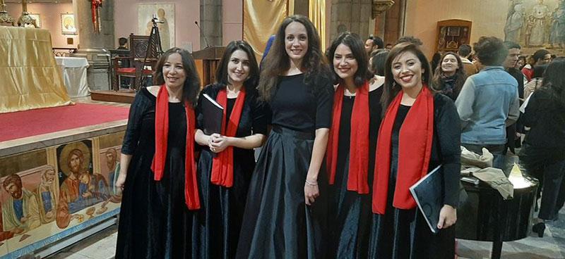 En photos : Le concert de Noël à la Cathédrale de Tunis