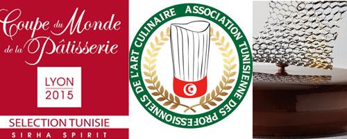 Sélection nationale pour la Coupe du monde de la pâtisserie le 30 novembre à Hammamet