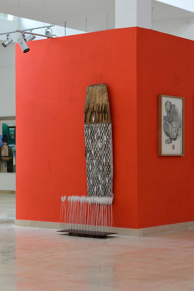 Exposition Post Prod au centre des arts vivants de Radès