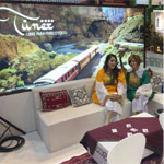 En photos : Stand de la Tunisie au Salon International du Tourisme de Madrid FITUR 2015