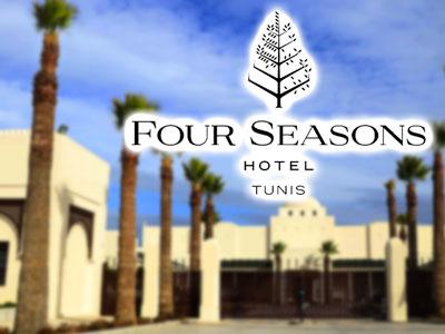 En vidéo : Le nouveau Four Seasons Hotel Tunis ouvre ses portes