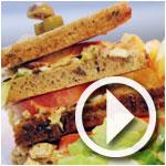 En vidéo : Démonstration de confection d'entrées de plats et de desserts au Novotel Tunis