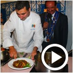En Vidéos : Un échange culturel autour de l'art de la cuisine entre la France et la Tunisie