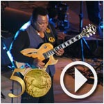 En vidéo et en photos : Concert de George Benson au Festival International de Carthage