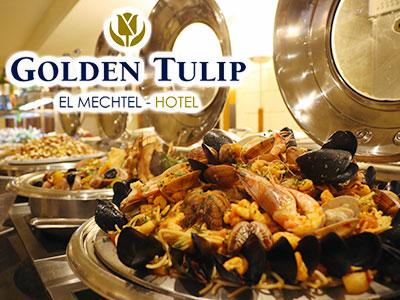 En vidéo : Découvrez un buffet succulent pour l'Iftar du Golden Tulip El Mechtel