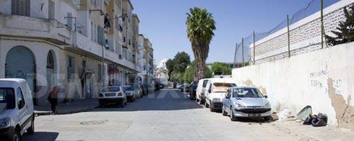 Action de nettoyage au quartier d'El Hafsia ce dimanche 19 octobre