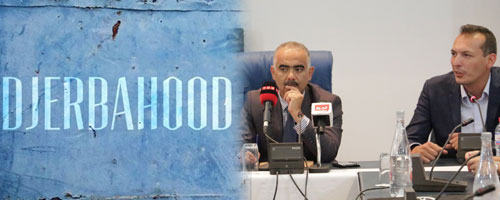 En vidéo : Mehdi Ben Cheikh présente son projet Djerba Hood au village d'Erriadh à Djerba