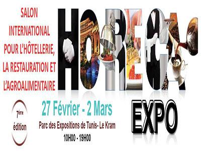 HORECA EXPO - Parc des Expositions de Tunis au Kram