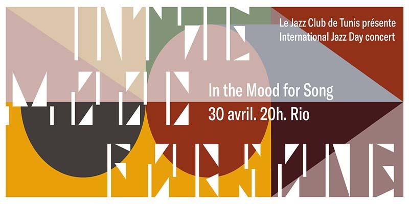 Concert : In the Mood for Song // Journée International du Jazz le 30 avril