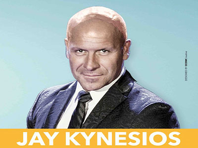 Jay Kinesios et son show hypnotisant - Festival du Rire de Tunis