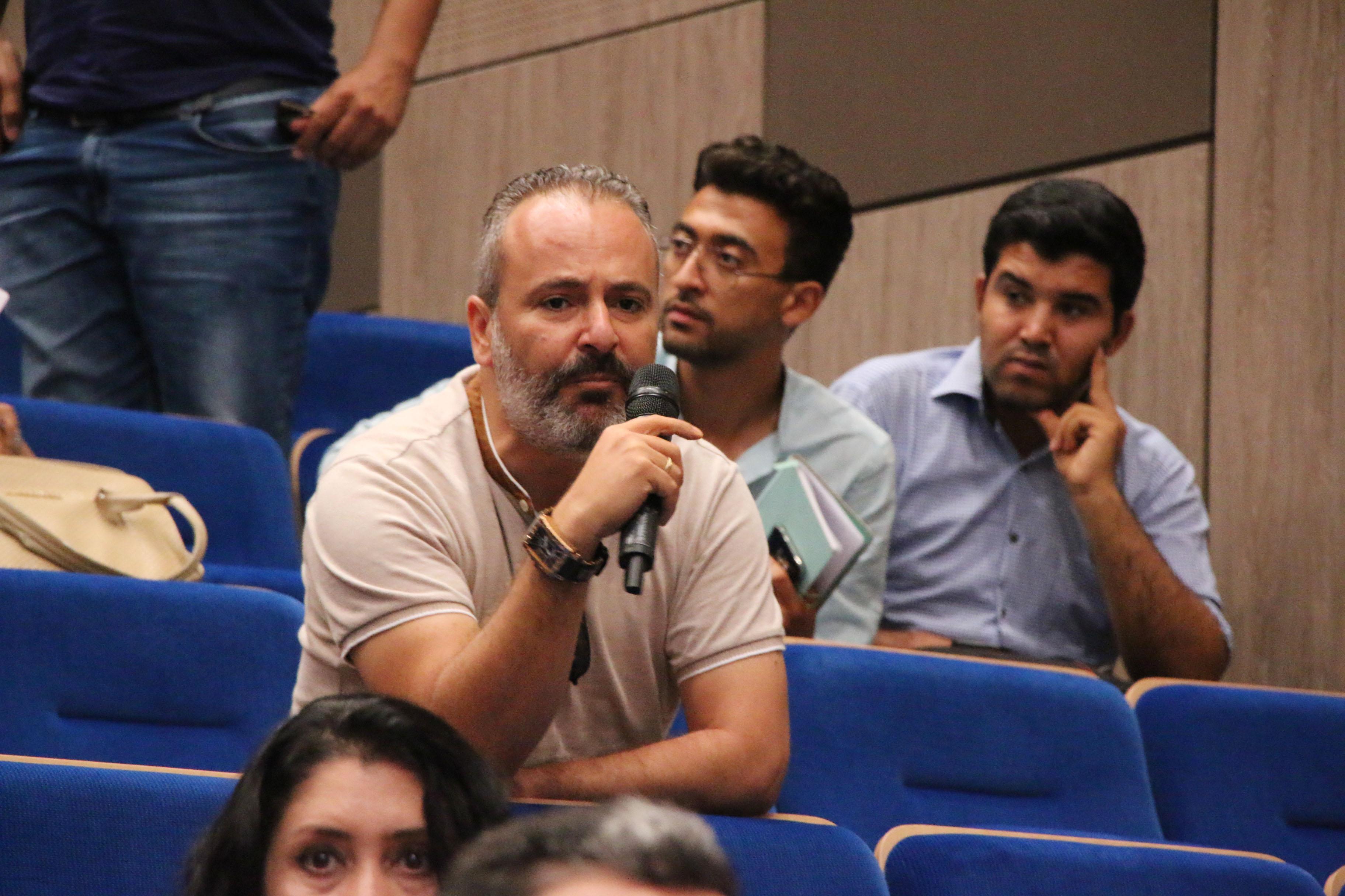 Ambiance de la Conférence du Festival de Carthage 2019