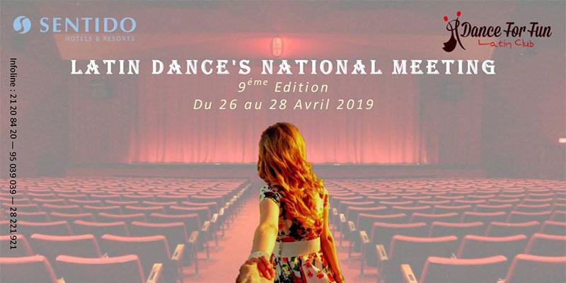 Latin Dance's National Meeting