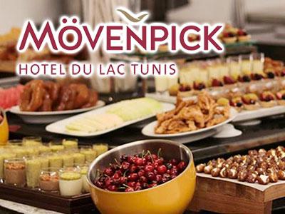En vidéo : L'iFtar du Movenpick Hotel du Lac