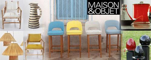 L'Artisanat Tunisien à Paris au Salon Maison & Objet du 5 au 9 septembre 2014