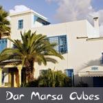 Dar Marsa Cubes une nouvelle maison d'hôtes signé Cacoub