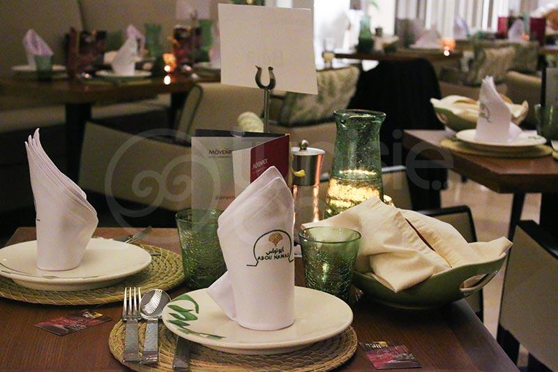 En photos : Découvrez le nouveau restaurant tunisien Abou Nawas du Mövenpick Gammarth