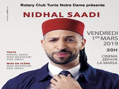 Nidhal Saadi - Lé Hakka