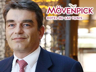 En vidéo : Nicolas Pezout annonce l'ouverture du Mövenpick Hotel du Lac Tunis