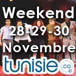Finissez le mois de novembre en beauté avec les bons plans sorties de Tunisie.co!