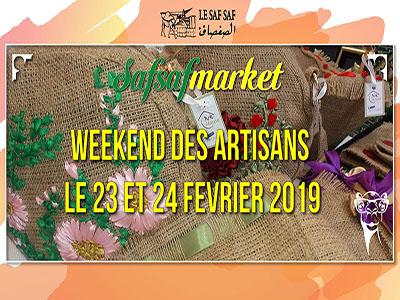 SafsafMarket - Weekend des Artisans