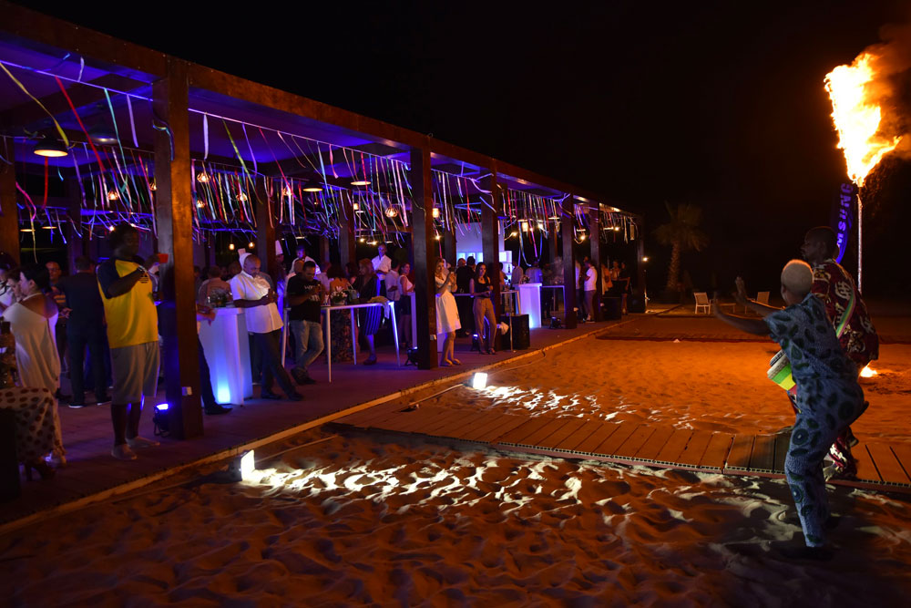 Soirée Samsung Série A au Regency Tunis Hotel