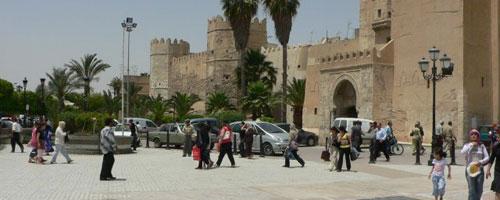 Distances entre les villes tunisiennes :  depuis Sfax