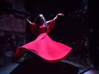 Les ateliers de Danse Soufie avec Rana Gorgani les 29 et 30 juin à Radès