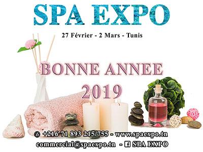 SPA EXPO – Parc des Expositions de Tunis au Kram