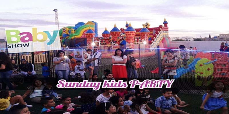 Sunday Kids le 28 avril